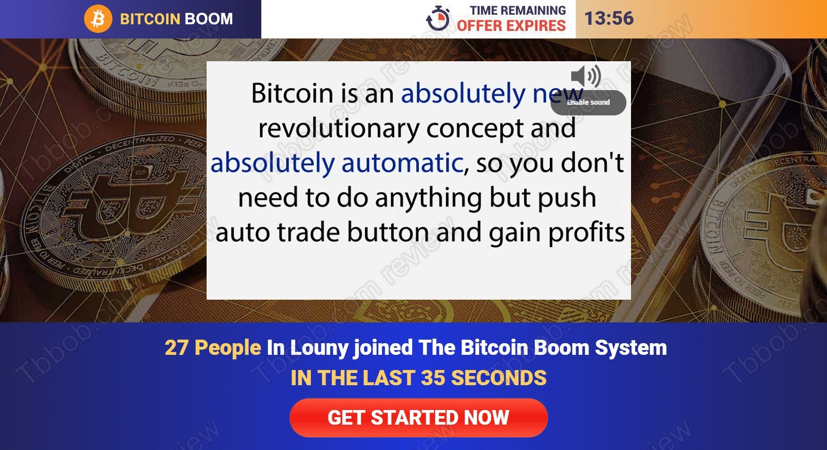 Bitcoin Boom Image of this product